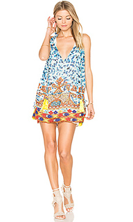 Мини платье с принтами - ROCOCO SAND