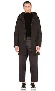 Insulated fishtail jacket - Maiden Noir