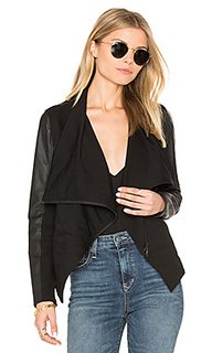 Asymmetrical draped blazer - David Lerner