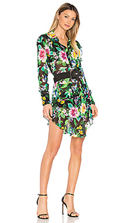 Платье с принтом shelton - Marissa Webb