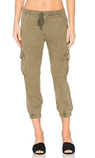 Flap pocket cargo jogger - Bella Dahl