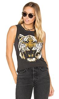Майка без рукавов tiger head - Chaser