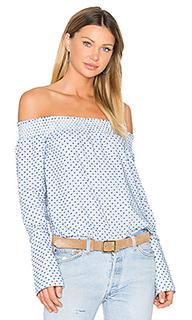 Long sleeve off the shoulder blouse - DEREK LAM 10 CROSBY