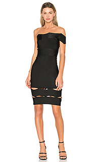 Livia one shoulder fitted dress - LOLITTA