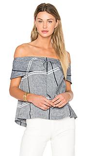 Ring tie blouse - SUNO