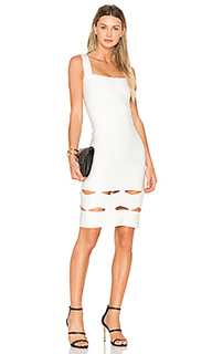 Livia zig zag midi dress - LOLITTA