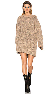 Oversized teddy boucle sweater - YEEZY Season 3