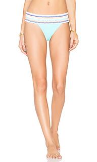 Banded rio bikini bottom - Sauvage