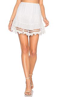 Кружевная юбка nora - Karina Grimaldi
