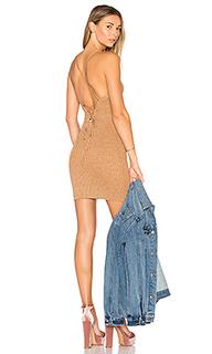 Мини платье goldie - by the way.
