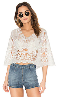 Crochet blouse - FARM