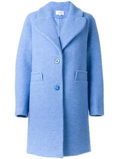 пальто свободного кроя  Carven