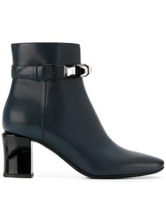 ботинки с заклепками Fendi