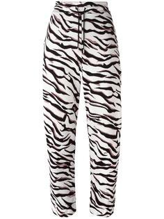 спортивные брюки Tiger Stripes Kenzo