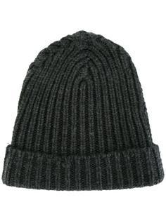 шапка-бини в рубчик Warm-Me