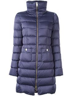 дутая куртка на молнии Herno