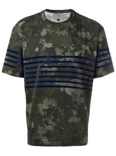 камуфляжная футболка Casely-Hayford