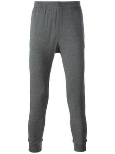 домашние брюки с канадской эмбоемой Dsquared2 Underwear