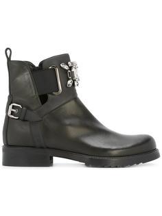 декорированные ботинки Loriblu