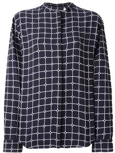 рубашка Grid Courrèges