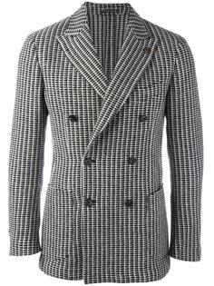 двубортный пиджак Gabriele Pasini