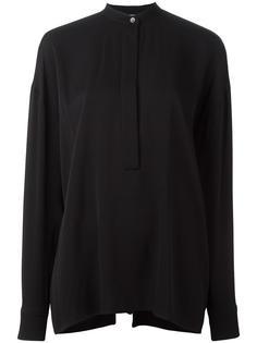блузка с бантом Helmut Lang