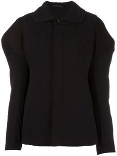 куртка свободного кроя Yohji Yamamoto