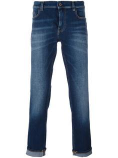 джинсы классического кроя Pence