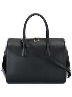 большая сумка-тоут с двойной ручкой Nina Ricci