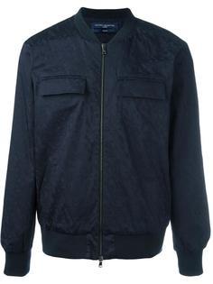 жаккардовая куртка бомбер Blenheim Natural Selection