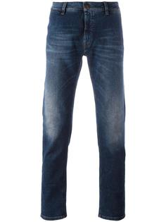 джинсы стандартного кроя Barba