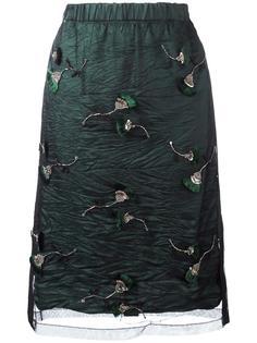 юбка из тюля Nº21