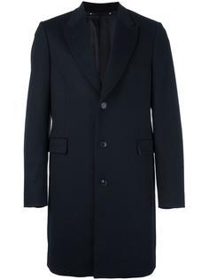 пальто с накладными карманами Paul Smith