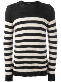 striped jumper Roberto Collina