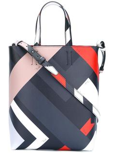 сумка-тоут с геометрическим принтом Emilio Pucci
