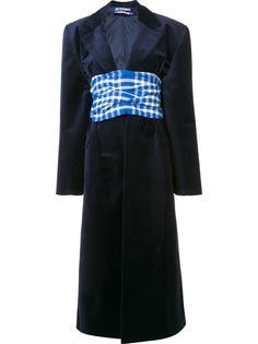 платье кроя кимоно Jacquemus