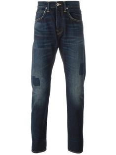 прямые джинсы Ed-55 Edwin