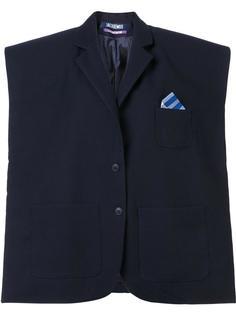структурированный пиджак свободного кроя Jacquemus