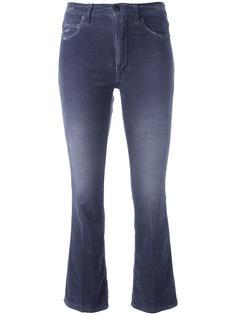 укороченные расклешенные джинсы  +People