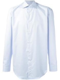 рубашка с закругленным подолом Canali
