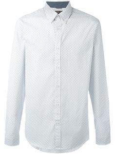рубашка с геометрическим узором Michael Kors