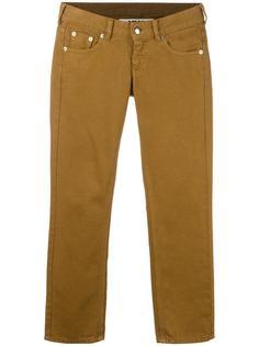 укороченные расклешенные брюки  Mm6 Maison Margiela