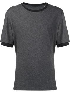 футболка с многослойными рукавами Atm Anthony Thomas Melillo