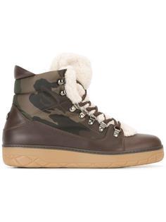 ботинки по щиколотку Aile Froide Moncler