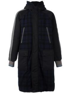 стеганое пальто Andrea Pompilio