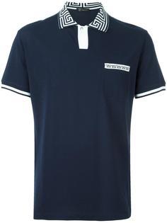 футболка-поло Versace