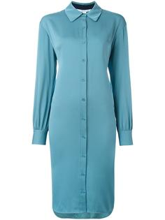 платье-рубашка на пуговицах Diane Von Furstenberg