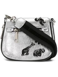 маленькая сумка-сэтчел Gotham Marc Jacobs