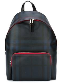 рюкзак в клетку Burberry