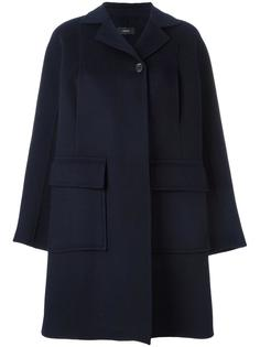 пальто на пуговицах Joseph